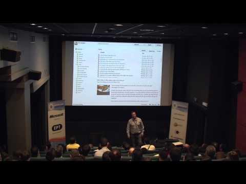 Metro UI & HTML5 (Γιώργος Κανελλόπουλος - Microsoft Hellas)
