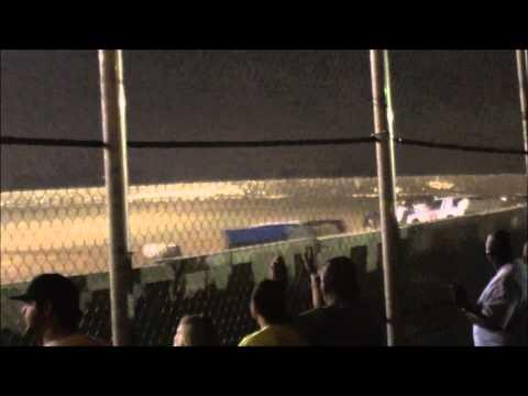 2013 09 14 Street Stock Heat Race at Greenville Speedway