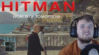 HITMAN 6: World of Tomorrow Sapienza Italy Episode #2