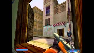 The Operative: No One Lives Forever - Gameplay PS2 HD 720P (PCSX2)