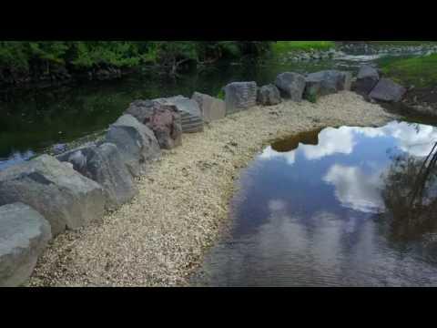 Gerolstein Stadt Im Fluß