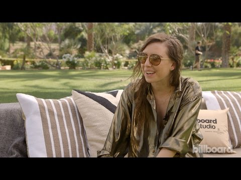 Lykke Li Coachella Interview: Covering Drake, Her Cancelled Tour, Tennis & Experimentation