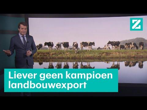 nederland is kampioen landbouwexport maar willen we dat wel b z zoekt uit