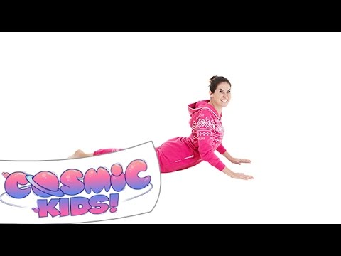 snake pose  cosmic kids yoga posture of the week  youtube
