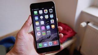 iPhone 6 Plus Unboxing! [Deutsch]