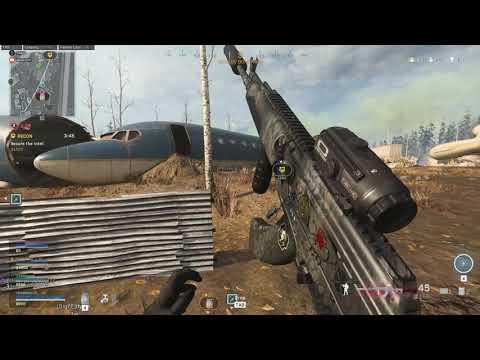 Warzone quads -