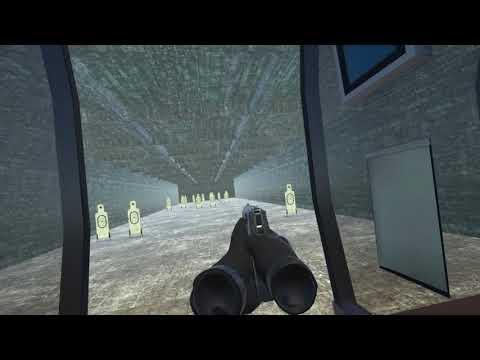 The Last Operator - Weapon Handling