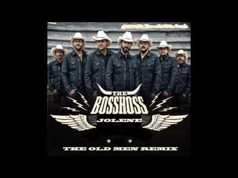 The Boss Hoss - Jolene (The Old Men REMIX)