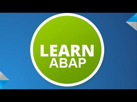 Video Lesson 8.1: ABAP Events