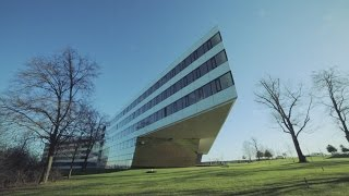 Hassy esférico Entrada  Spaces: The adidas Headquarters - YouTube