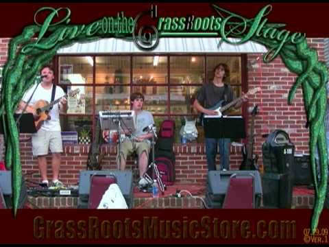 Live on the GrassRoots Stage - Ocean Dawn Patrol
