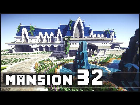 Minecraft - Biggest Mansion of the Server!