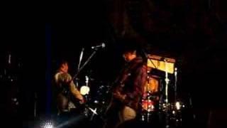 "Highway 61 performing ""Freedom"" at Head Rock in Kawasaki."