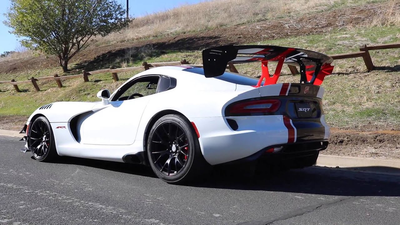 Viper Acr Extreme Heads And Cam Package Revving
