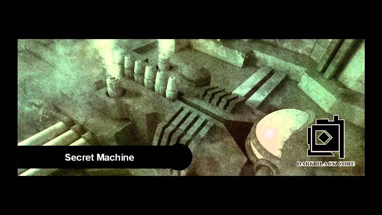 black secret machine