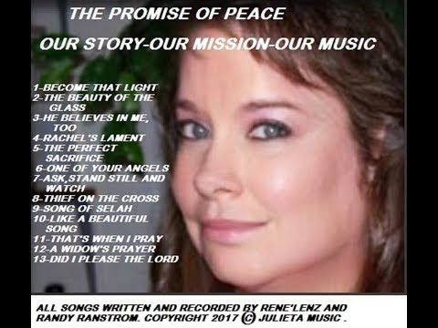"""The Widow's Prayer"" by The Promise Of Peace,featuring The Karaoke Granny,Rene'Lenz."