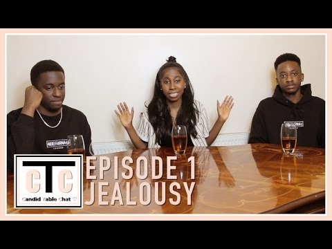 CANDID TABLE CHAT EP1: JEALOUSY | ft CheekyLadNextDoor & DJ Rio-D