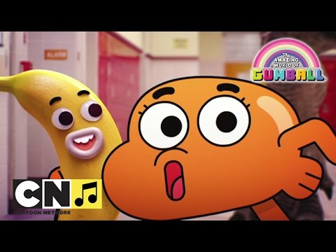 La franchise de Darwin | Chansons Gumball | Cartoon Network