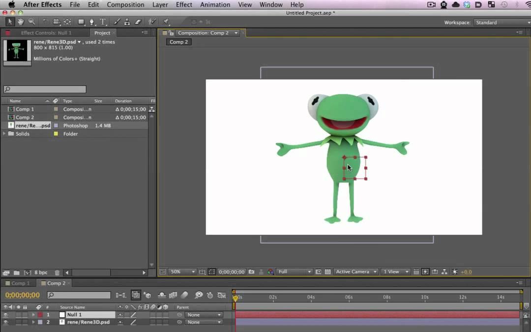 Animar Un Personaje En After Effects Pt1 Youtube