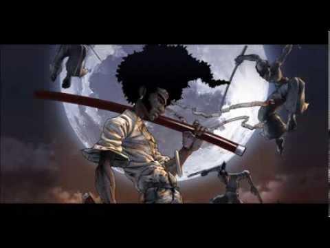 A Z Afro samurai instrumental)