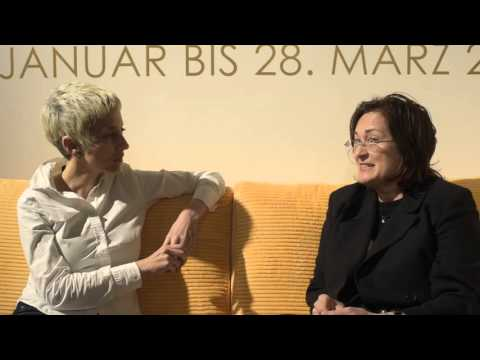 Interview with Maria José Arjona by Verena Voigt at Kunsthalle Osnabrueck