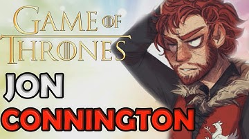 Jon Connington - Game of Thrones - Spotlight