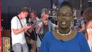 Het 10 Minuten Jeugd Journaal uitzending 16 november 2016(Suriname / South-America)