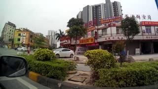 Guangzhou city tour, China