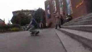 Ray Melita, Flip seven stairs, Milano