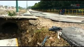 Coahuila en zona de emergencia