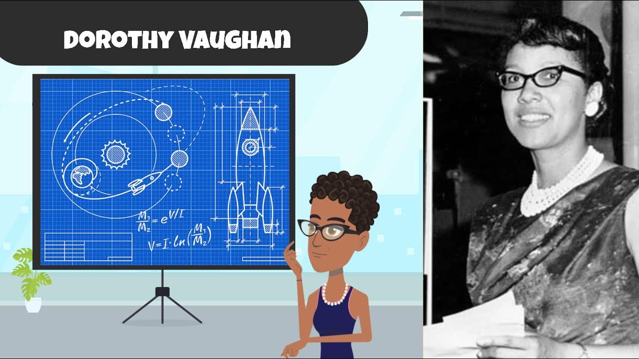 Insightful Classroom Series - Scientist - Inventors  - Part 4 - Dorothy Vaughan (Hidden Figures)