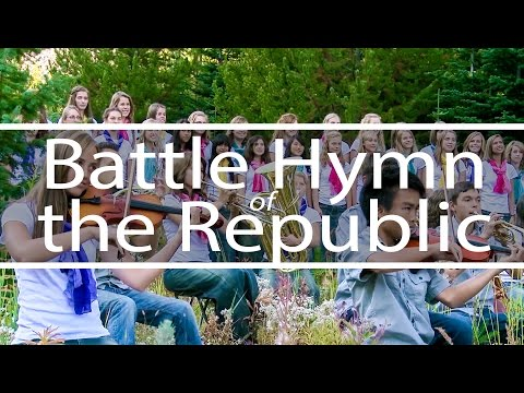 Battle Hymn of the Republic | God So Loved the World | Fountainview Academy