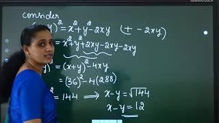 I PUC | Basic maths | Theory of equations-03