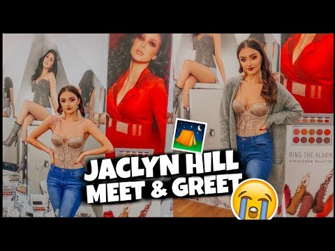 JACLYN HILL MEET & GREET Naperville (NOT Meeting Jaclyn..What It Was REALLY Like!!)
