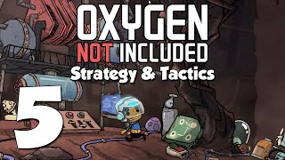Oxygen Not Included Strategy & Tactics 3: Asteroid Themed