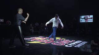 Red Bull BC One Cypher Sweden 2018 | Final: Energy Flow vs. Calle