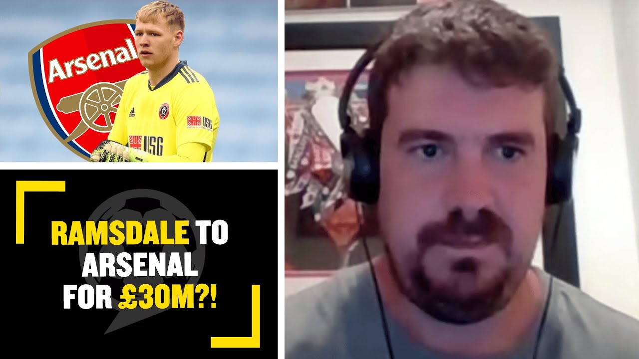 Download RAMSDALE TO ARSENAL FOR £30M!? Alex Crook's transfer updates from Chelsea, Man United, Spurs & more!