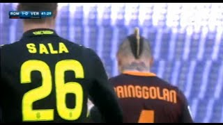 Video Full Pertandingan AS Roma vs Hellas Verona