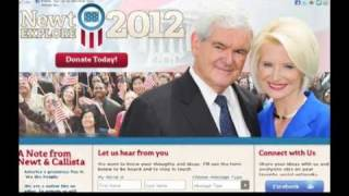 Newt Had Affair Because He Loves America!