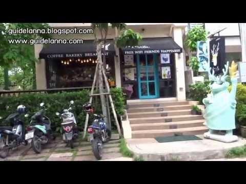 รีวิว ถนน นิมมานฯ ซ. 5 เดินเล่นถนนสุดฮิตของเชียงใหม่ อ.เมือง จ.เชียงใหม่ HIP Street Chiangmai