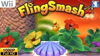 FlingSmash - Wii Gameplay 1080p (Dolphin GC/Wii Emulator)