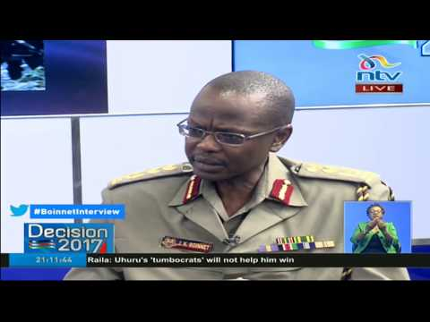 Police service on the spot over human rights violations - IG Boinnet full interview