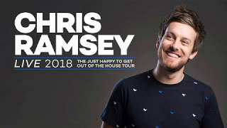 Chris Ramsey Stand Up 2018 tour - Southport Mp3