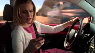 """Glee Distracted Driving PSA: """"On My Way"""" (0:30)"""