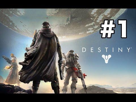 Destiny(デスティニー)[PS4]日本語版 実況1