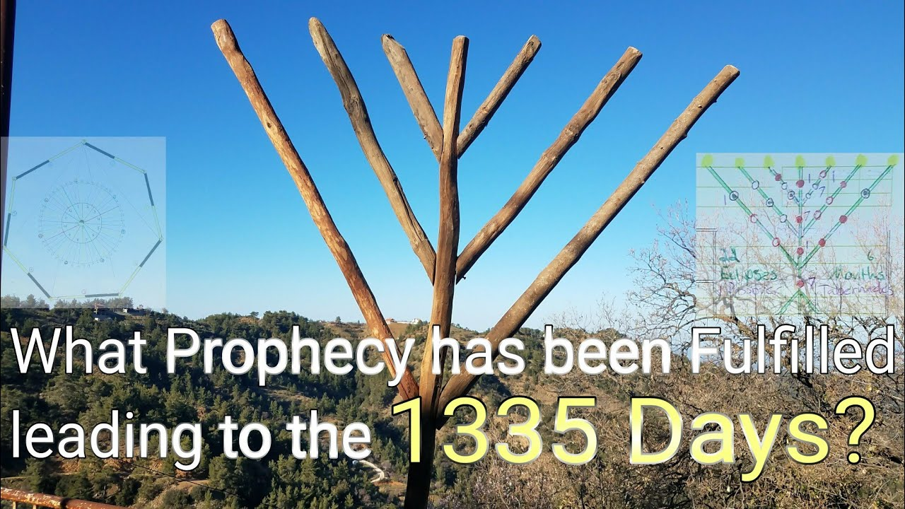 What Prophecy has been fulfilled leading to the 1335 Days? LEELAND JONES 24FEB21