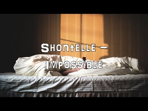 Shontelle - Impossible [Acoustic Cover.Lyrics.Karaoke]