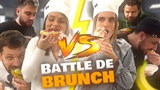 Battle de petit déjeuner avec @THEA pour tout le LOCAL 🤤
