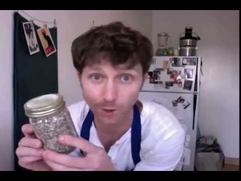 How To Make Garlic Herb Salt