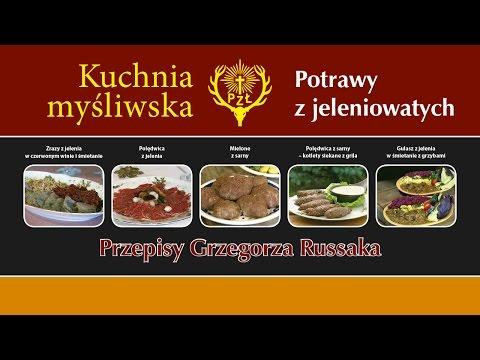Kuchnia myśliwska PZŁ - potrawy z jeleniowatych